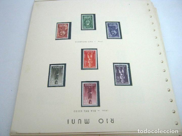 Sellos: Gran lote - muchas series completas Sahara y Rio Muni años 50/60 - nuevos en hojas - ver - Foto 6 - 130002239