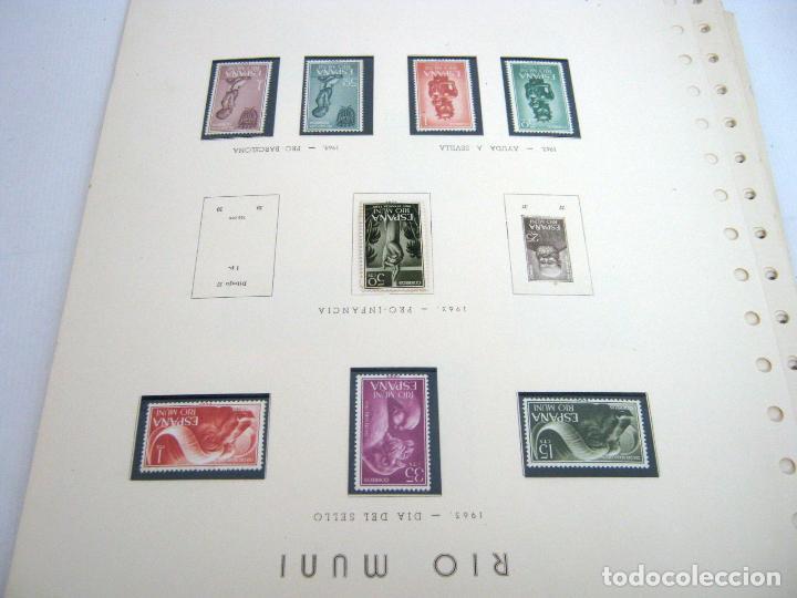 Sellos: Gran lote - muchas series completas Sahara y Rio Muni años 50/60 - nuevos en hojas - ver - Foto 7 - 130002239