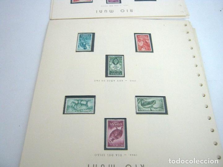 Sellos: Gran lote - muchas series completas Sahara y Rio Muni años 50/60 - nuevos en hojas - ver - Foto 8 - 130002239