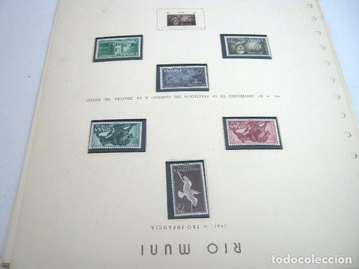 Sellos: Gran lote - muchas series completas Sahara y Rio Muni años 50/60 - nuevos en hojas - ver - Foto 18 - 130002239