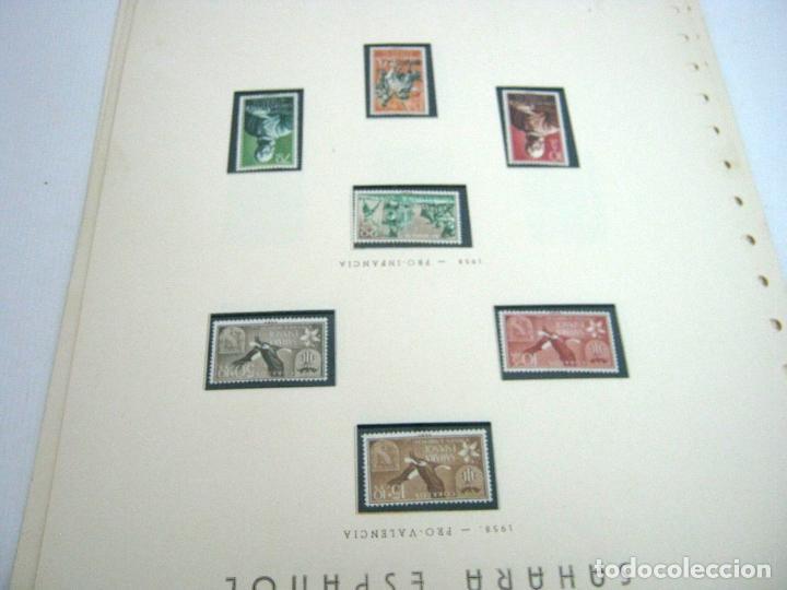 Sellos: Gran lote - muchas series completas Sahara y Rio Muni años 50/60 - nuevos en hojas - ver - Foto 22 - 130002239