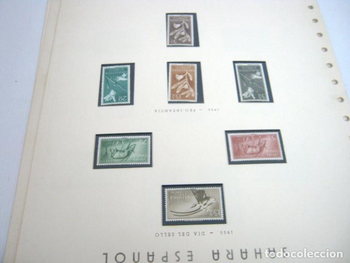 Sellos: Gran lote - muchas series completas Sahara y Rio Muni años 50/60 - nuevos en hojas - ver - Foto 23 - 130002239