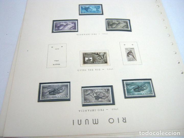 Sellos: Gran lote - muchas series completas Sahara y Rio Muni años 50/60 - nuevos en hojas - ver - Foto 27 - 130002239
