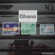 Sellos: GHANA. Lote 133466014
