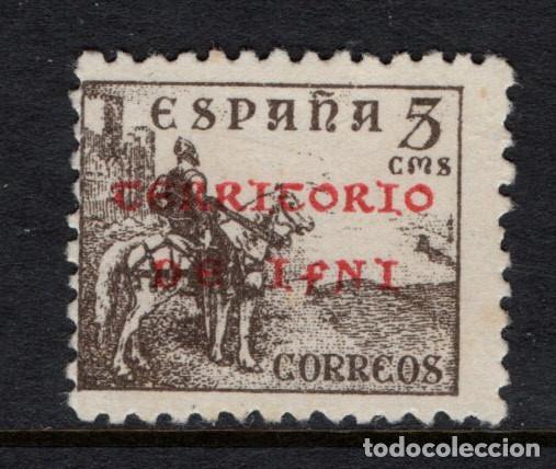 IFNI 38* - AÑO 1948 - CIFRAS (Sellos - España - Colonias Españolas y Dependencias - África - Ifni)
