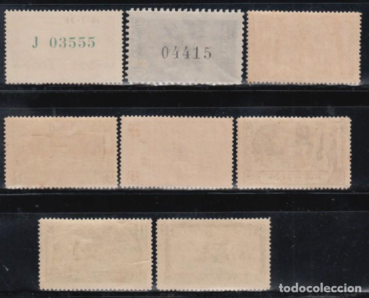 Sellos: MMARUECOS , 1931-1936 EDIFIL Nº 132, NE11, 161, 162 / 166 /*/, - Foto 2 - 138833034
