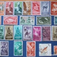 Selos: 29 SELLOS USADOS, SAHARA. Lote 139161578
