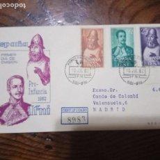 Sellos: 1962.SPD.IFNI.. Lote 143840414