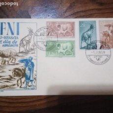 Sellos: 1959.SPD.IFNI.. Lote 143840554
