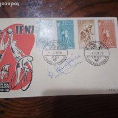 Sellos: 1958.SPD.IFNI.. Lote 143840738