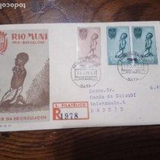 Sellos: 1963.SPD.RIO MUNI.. Lote 143841478