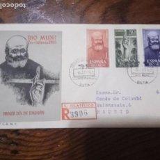 Sellos: 1963.SPD.RIO MUNI.. Lote 143841546