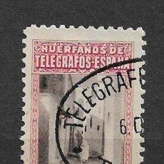 Sellos: ESPAÑA TANGER 1946 TELEGRAFOS USADOS - 8/41. Lote 146694526