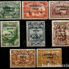 Sellos: 3 SERIES COLONIA PORTUGUESA TETE 1913. Lote 147723278