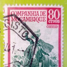 Sellos: MOZAMBIQUE-COMPANY - HE 300TH ANNIVERSARY OF THE INDEPENEDENCE OF PORTUGAL - 80 C - 1941. Lote 149062122