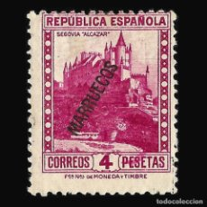 Timbres: TANGER 1933-1938.SELLOS DE ESPAÑA.H.4P.LILA CARMÍN.NUEVO*. EDIFIL.Nº82. Lote 150797654