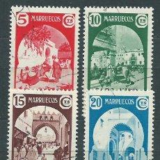 Selos: CABO JUBY CORREO 1939 EDIFIL 112/15 O. Lote 151061752