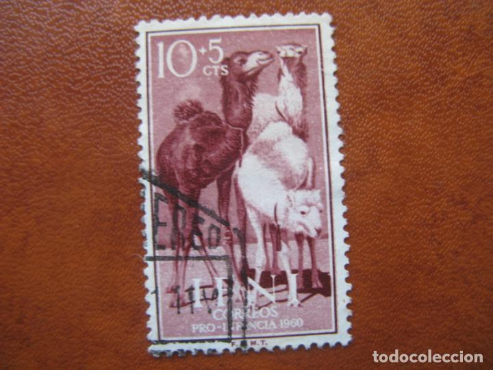 IFNI, 1960 PRO INFANCIA,EDIFIL 159 (Sellos - España - Colonias Españolas y Dependencias - África - Ifni)