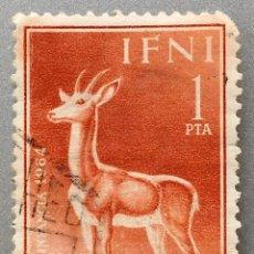 Sellos: IFNI. PRO INFANCIA 1964. Lote 153384378