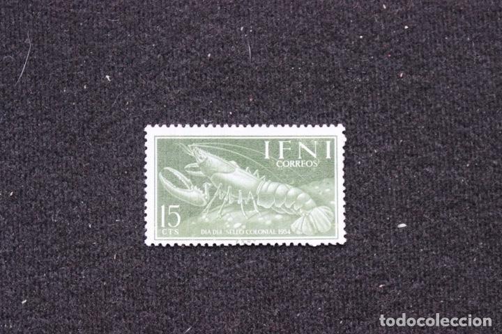 Sellos: Tiburon y Bogavante. Dia del sello IFNI-1954 - Foto 3 - 153700402