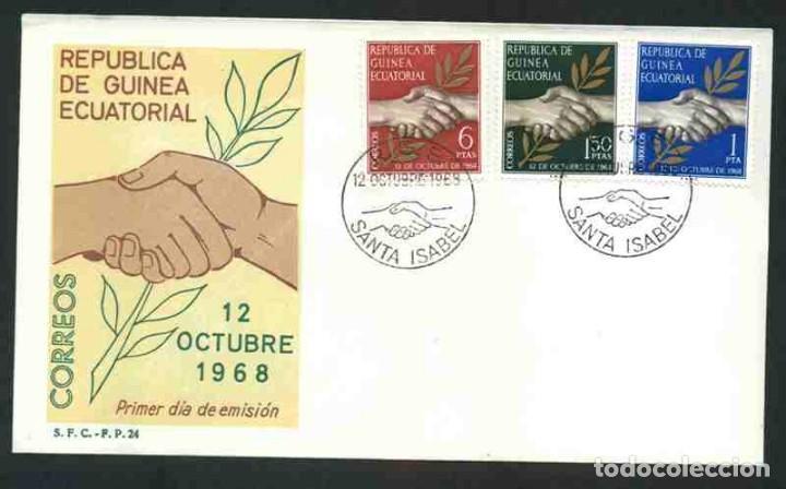 SPD - GUINEA ECUATORIAL 1969 - 12-OCTUBRE (Sellos - España - Colonias Españolas y Dependencias - África - Guinea)