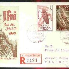 Sellos: SPD-IFNI 1964 - DIA DEL SELLO. Lote 155845894