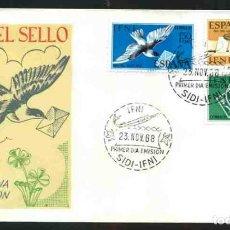 Sellos: SPD-IFNI 1968 - DIA DEL SELLO. Lote 155854666
