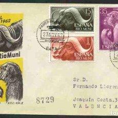 Sellos: SPD-RIO MUNI 1962 - DIA DEL SELLO. Lote 155948318