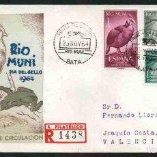 Sellos: SPD-RIO MUNI 1964 - DIA DEL SELLO. Lote 155952258