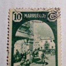 Sellos: SELLO 1939 DE MARRUECOS HABILITADO CABO JUBY Nº 113. Lote 156562102
