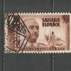 Timbres: SAHARA ESPAÑOL EDIFIL NUM. 89 USADO. Lote 158023586