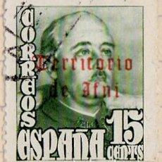 Selos: 1948 - IFNI - GENERAL FRANCO - EDIFIL 41. Lote 158052718