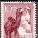 Sellos: SIDI IFNI - UN SELLO - EDIFIL #159 -***ANIMALES - FAUNA (DROMEDARY)***- AÑO 1960 - USADO. Lote 158892818