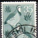 Sellos: SIDI IFNI - UN SELLO - EDIFIL #161 -***ANIMALES - FAUNA (RED-LEGGED)***- AÑO 1960 - USADO. Lote 158893030