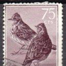 Sellos: SIDI IFNI - UN SELLO - EDIFIL #165 -***ANIMALES - FAUNA AVES***- AÑO 1960 - USADO. Lote 158893450