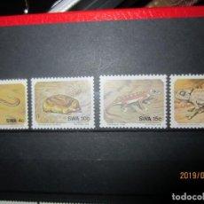 Sellos: AFRICA DEL SUDOESTE 1978 4 VALORES NUEVO. Lote 162955606