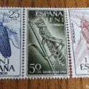 Sellos: ESPAÑA COLONIAS: IFNI N°200/02 MNH. Lote 165756897