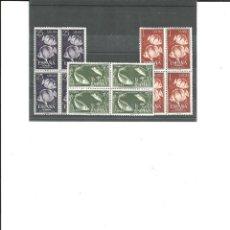 Sellos: SAHARA-209/11 PRO INFANCIA MERO BLOQUE DE CUATRO NUEVOS SIN FIJASELLOS(SEGÚN FOTO). Lote 167184552