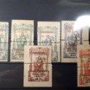 Sellos: MARRUECOS EDIFIL 68/73 SERIE COMPLETA 1920 LOT.85. Lote 167885621