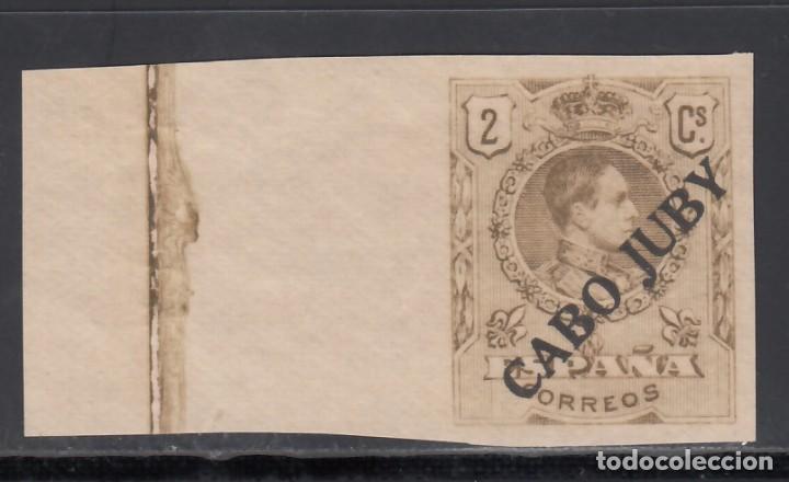 CABO JUBY. 1919 EDIFIL Nº 6 S, (**), SIN DENTAR (Sellos - España - Colonias Españolas y Dependencias - África - Cabo Juby)
