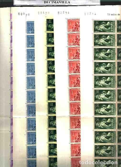 LOTE111, COLONIAS ESPAÑOLAS EN PLIEGO, 550 EUROS DE DESCUENTO (Sellos - España - Colonias Españolas y Dependencias - África - Fernando Poo)