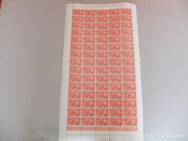 Sellos: LOTE111, COLONIAS ESPAÑOLAS EN PLIEGO, 550 EUROS DE DESCUENTO - Foto 11 - 172618389