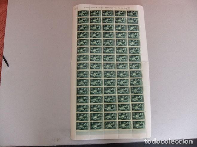Sellos: LOTE111, COLONIAS ESPAÑOLAS EN PLIEGO, 550 EUROS DE DESCUENTO - Foto 16 - 172618389