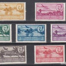 Sellos: GUINEA ESPAÑOLA SELLOS NUMS . 298-304 NUEVOS CON FIJASELLOS. Lote 176348965