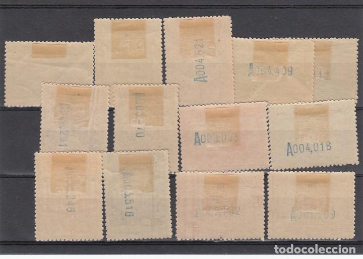 Sellos: MARRUECOS NUMS 119 A 131 NUEVOS CON FIJASELLOS - Foto 2 - 176496680