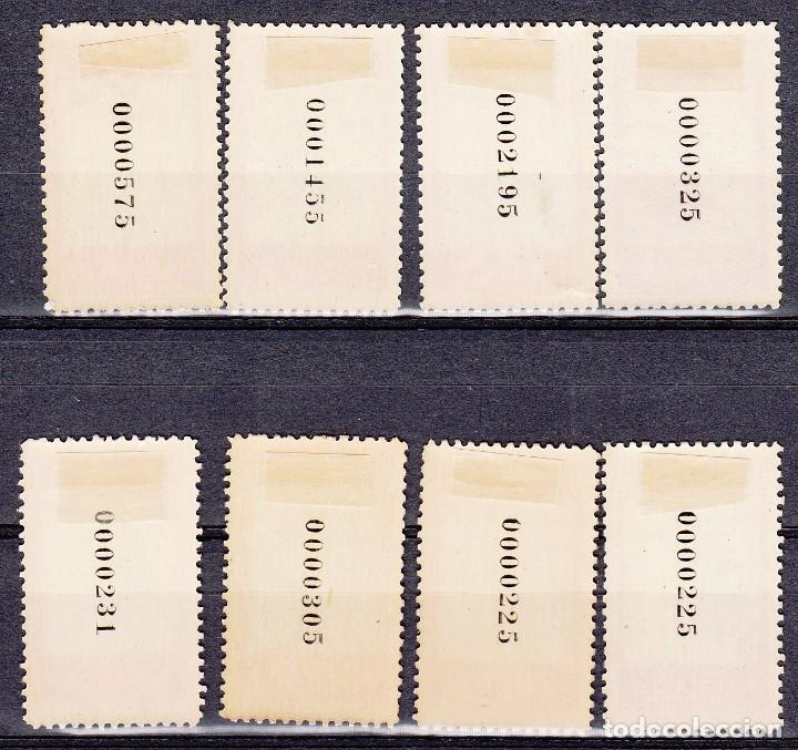 Sellos: MARRUECOS NUMS 361 A 368 NUEVOS CON FIJASELLOS - Foto 2 - 176498728