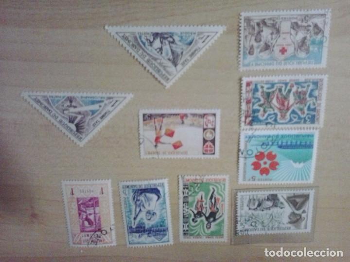 Sellos: SELLOS DE LA REPUBLICA DAHOMEY - Foto 2 - 177431600
