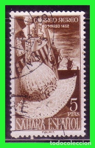 SAHARA 1952 V CENT. NACIMIENTO DE FERNANDO, EDIFIL Nº 97 (O) (Sellos - España - Colonias Españolas y Dependencias - África - Sahara)