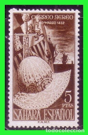 SAHARA 1952 V CENT. NACIMIENTO DE FERNANDO, EDIFIL Nº 97 * (Sellos - España - Colonias Españolas y Dependencias - África - Sahara)