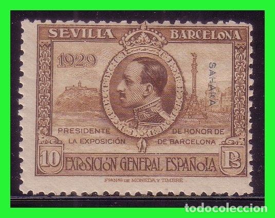 SAHARA 1920 EXPOSICIONES SEVILLA Y BARCELONA, EDIFIL Nº 35 * * CLAVE (Sellos - España - Colonias Españolas y Dependencias - África - Sahara)